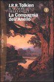Copertina dell'audiolibro La compagnia dell'Anello – Il Signore degli anelli vol. 1 di TOLKIEN, John Ronald Reuel