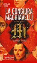 Copertina dell'audiolibro La congiura Machiavelli