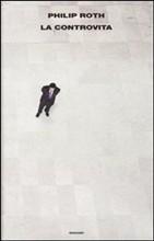 Copertina dell'audiolibro La controvita di ROTH, Philip
