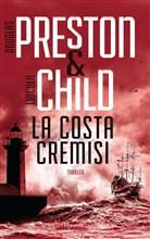 Copertina dell'audiolibro La costa cremisi di PRESTON, Douglas - CHILD, Lincoln