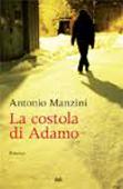 Copertina dell'audiolibro La costola di Adamo di MANZINI, Antonio
