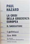 Copertina dell'audiolibro La crisi della coscienza europea vol.2 di HAZARD, Paul