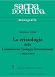 Copertina dell'audiolibro La cristologia della Commissione Teologica Internazionale