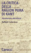Copertina dell'audiolibro La critica della ragion pura di Kant. Introduzione alla lettura di CIAFARDONE, Raffaele
