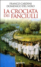 Copertina dell'audiolibro La crociata dei fanciulli di CARDINI, Franco - DEL NERO, Domenico