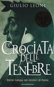 Copertina dell'audiolibro La crociata delle tenebre. Dante indaga nei misteri di Roma
