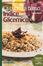 Copertina dell'audiolibro La cucina a basso indice glicemico