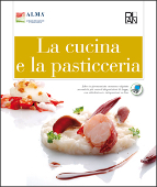 Copertina dell'audiolibro La cucina e la pasticceria – Quaderno delle competenze di Scuola Internazionale di Cucina Italiana