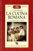 Copertina dell'audiolibro La cucina romana di MALIZIA, Giuliano