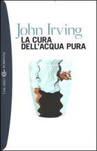 Copertina dell'audiolibro La cura dell'acqua pura di IRVING, John