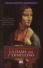 Copertina dell'audiolibro La dama con l'ermellino di PIZZAGALLI, Daniela