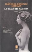 Copertina dell'audiolibro La dama del Kashmir di GONZALES LEDESMA, Francisco