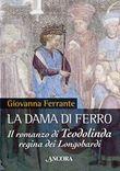 Copertina dell'audiolibro La dama di ferro di FERRANTE, Giovanna