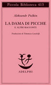Copertina dell'audiolibro La dama di picche e altri racconti di PUSKIN, Aleksandr
