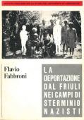 Copertina dell'audiolibro La deportazione dal Friuli nei campi di sterminio nazisti di FABBRONI, Flavio