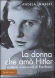 Copertina dell'audiolibro La donna che amò Hitler di LAMBERT, Angela