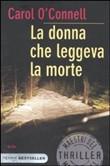 Copertina dell'audiolibro La donna che leggeva la morte