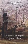 Copertina dell'audiolibro La donna che sparì con un libro di NOVEY, Idra