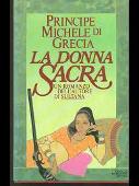 Copertina dell'audiolibro La donna sacra di DI GRECIA, Michele