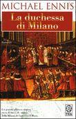 Copertina dell'audiolibro La Duchessa di Milano di ENNIS, Michael