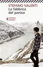 Copertina dell'audiolibro La fabbrica del panico di VALENTI, Stefano