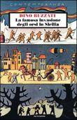 Copertina dell'audiolibro La famosa invasione degli orsi in Sicilia di BUZZATI, Dino