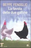 Copertina dell'audiolibro La favola delle due galline di FENOGLIO, Beppe