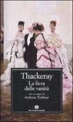 Copertina dell'audiolibro La fiera della vanità di THACKERAY, William