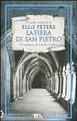 Copertina dell'audiolibro La fiera di San Pietro di PETERS, Ellis