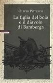 Copertina dell'audiolibro La figlia del boia e il diavolo di Bamberga