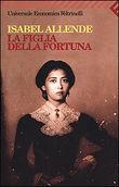 Copertina dell'audiolibro La figlia della fortuna di ALLENDE, Isabel