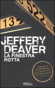 Copertina dell'audiolibro La finestra rotta di DEAVER, Jeffery