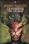 Copertina dell'audiolibro La foresta dei pigmei di ALLENDE, Isabel