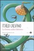 Copertina dell'audiolibro La foresta-radice-labirinto di CALVINO, Italo