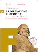Copertina dell'audiolibro La formazione filosofica 3A di RUFFALDI, E. - NICOLA, U.