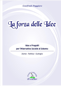 Copertina dell'audiolibro La forza delle idee di RUGGIERO, Gianfredo