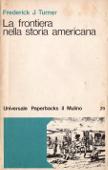 Copertina dell'audiolibro La frontiera nella storia americana di TURNER, Frederick J.