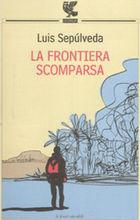 Copertina dell'audiolibro La frontiera scomparsa