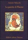 Copertina dell'audiolibro La gastrite di Platone di TABUCCHI, Antonio