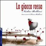 Copertina dell'audiolibro La giacca rossa di BELLINI, Nadia