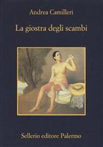 Copertina dell'audiolibro La giostra degli scambi di CAMILLERI, Andrea