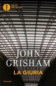 Copertina dell'audiolibro La giuria di GRISHAM, John