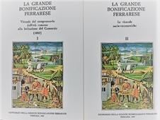 Copertina dell'audiolibro La grande bonificazione ferrarese – Tomo 1 e 2 di ^GRANDE...