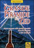 Copertina dell'audiolibro La grande piramide e lo Zed di PINCHERLE, Mario
