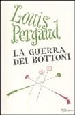Copertina dell'audiolibro La guerra dei bottoni di PERGAUD, Louis