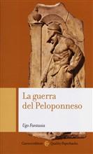 Copertina dell'audiolibro La guerra del Peloponneso di FANTASIA, Ugo