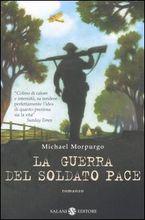 Copertina dell'audiolibro La guerra del soldato Pace di MORPURGO, Michael