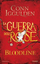 Copertina dell'audiolibro La guerra delle rose: Bloodline vol.3 di IGGULDEN, Conn