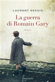 Copertina dell'audiolibro La guerra di Romain Gary