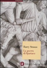 Copertina dell'audiolibro La guerra di Spartaco di STRAUSS, Barry